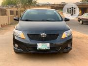 Toyota Corolla 2009 1.8 Advanced Black | Cars for sale in Abuja (FCT) State, Wuse 2