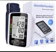 Electronic Blood Pressure Arm Pulse Monitor Voice Function | Tools & Accessories for sale in Lagos State, Lagos Island