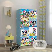 Baby Wardrobe With Cartoon Characters | Children's Furniture for sale in Delta State, Sapele
