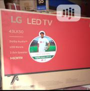 LED LG 43 Inches   TV & DVD Equipment for sale in Lagos State, Ojo