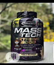 Muscle Tech Mass Tech Xtreme 2000 | Vitamins & Supplements for sale in Lagos State, Lagos Island