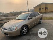 Honda Accord 2005 2.4 Type S Gold | Cars for sale in Lagos State, Ikoyi