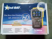 Findsat VF 8900 Dvbs2 Satellite Finder | Accessories & Supplies for Electronics for sale in Lagos State, Alimosho
