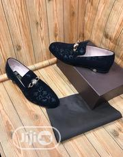 Original Suede Gucci Cooprate Shoes | Shoes for sale in Lagos State, Ikoyi