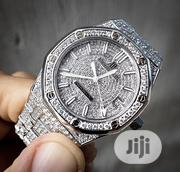Audemars Piguet Ice Stone Wristwatch Available as Seen Order Yours | Watches for sale in Lagos State, Lagos Island