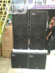 Quality Lexicon U.S.A Double Speaker With SUB | Audio & Music Equipment for sale in Lagos State, Ojo