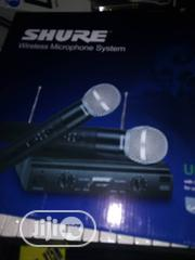 Original SHURE Wireless Microphone System | Audio & Music Equipment for sale in Lagos State, Ojo