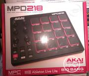 Quality Mpd218 Akai Drum Pad | Audio & Music Equipment for sale in Lagos State, Ojo