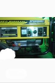 Fireman Spg6500e2 Generator 100%Coppa   Electrical Equipment for sale in Lagos State, Lekki Phase 1