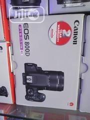 Canon Camera 800D | Photo & Video Cameras for sale in Lagos State, Ikeja