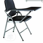 Stainless Foldable Training Chair (Writing Chair) | Furniture for sale in Lagos State, Lekki Phase 1