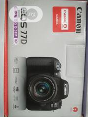 Professional Canon Camera 77D | Photo & Video Cameras for sale in Lagos State, Ikeja