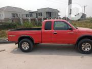Toyota Tacoma 2002 Red | Cars for sale in Lagos State, Lekki Phase 2