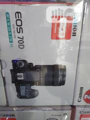 Professional Canon Camera 70D | Photo & Video Cameras for sale in Lagos State, Ikeja