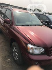 Toyota Highlander 2005 Limited V6 Red | Cars for sale in Lagos State, Amuwo-Odofin