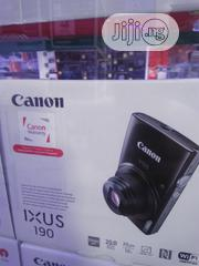 Canon Digital Camera IXUS 190 | Photo & Video Cameras for sale in Lagos State, Ikeja