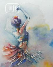 Abstract Watercolor Painting | Building & Trades Services for sale in Lagos State, Lagos Island