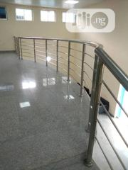 Stainless Steel Stair Railing | Building & Trades Services for sale in Lagos State, Ajah