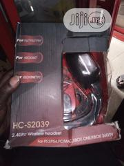 2.4ghz Wireless Headset For Ps3/Ps4, PC/MAC, Xbox One/Xbox 360/TV | Headphones for sale in Lagos State, Ikeja