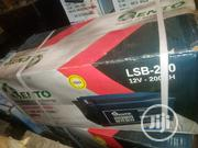 Lento Inverter Battery 12V   Electrical Equipment for sale in Oyo State, Ibadan