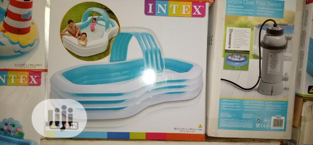 Children Swimming Pool With Handle