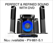 PV861-5.1 Home Theater | Audio & Music Equipment for sale in Lagos State, Ojo