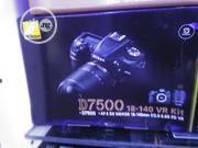 Professional Nikon Camera D7500 | Photo & Video Cameras for sale in Lagos State, Ikeja