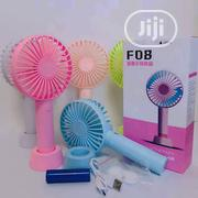 F08 Aromatherapy Handheld Rechargeable Fan | Home Appliances for sale in Lagos State, Gbagada