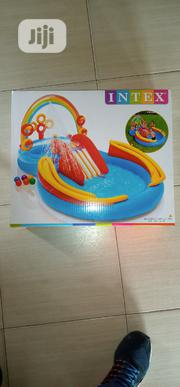 Children Swimming Pool With Slide Play Is Available | Toys for sale in Lagos State, Surulere