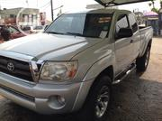 Toyota Tacoma 2007 PreRunner Access Silver | Cars for sale in Lagos State, Ajah