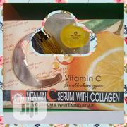 Vitamin C Serum With Collagen And Whitening Soap | Skin Care for sale in Oyo State, Ibadan