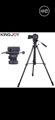 Kingjoy Vt-1500 Tripod | Accessories & Supplies for Electronics for sale in Lagos State, Ikeja