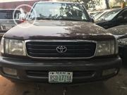Toyota Land Cruiser 2005 Red | Cars for sale in Lagos State, Surulere