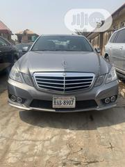 Mercedes-Benz E350 2010 Gray | Cars for sale in Oyo State, Ibadan