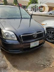 Toyota Avensis 2003 Black | Cars for sale in Lagos State, Ipaja