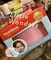 Refillable Baby Powder Puff - Mumlove | Baby & Child Care for sale in Lagos State, Ikotun/Igando