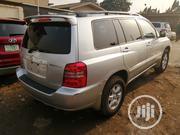 Toyota Highlander 2003 Silver | Cars for sale in Lagos State, Ikeja