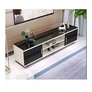 Glass Top TV Stand - 5ft (Delivery Within Lagos,Ogun and Oyo Only) | Furniture for sale in Lagos State, Ikeja