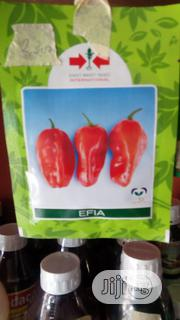 Efia Pepper Seed - 5g   Feeds, Supplements & Seeds for sale in Delta State, Uvwie