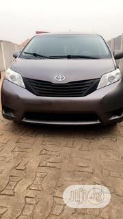 Toyota Sienna 2012 LE 7 Passenger Brown | Cars for sale in Lagos State, Ikorodu