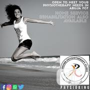 Rebound Physiotherapy | Fitness & Personal Training Services for sale in Abuja (FCT) State, Garki 2