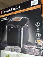 Russell Hobbs Bread Maker, Includes Gluten Free Program. | Kitchen Appliances for sale in Lagos State, Ojo