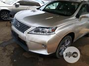 Lexus RX 2015 Gold | Cars for sale in Lagos State, Ojodu