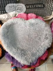 Heart Shaped Center Rug | Home Accessories for sale in Lagos State, Lagos Mainland