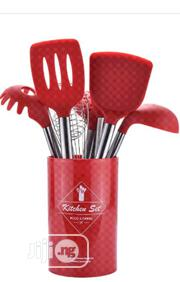 Kitchen Utensils With Silicone Tip   Kitchen & Dining for sale in Abuja (FCT) State, Maitama