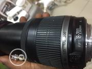 Canon Lens 18-200mm Clean | Accessories & Supplies for Electronics for sale in Lagos State, Ikeja