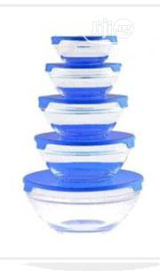 Glass Bowls With Cover   Kitchen & Dining for sale in Abuja (FCT) State, Maitama