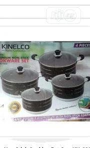 Kinelco Non Stick Pots Set | Kitchen & Dining for sale in Abuja (FCT) State, Maitama