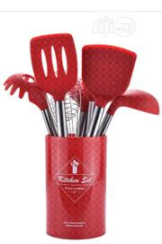 Utensil Set With Silicone Tip   Kitchen & Dining for sale in Abuja (FCT) State, Maitama