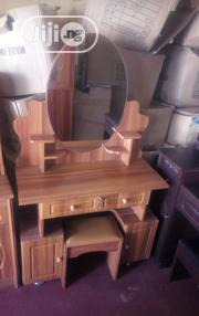 Wooden Dressing Table And Mirror | Home Accessories for sale in Lagos State, Ojo